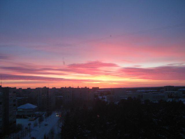 Вид из моего окна.