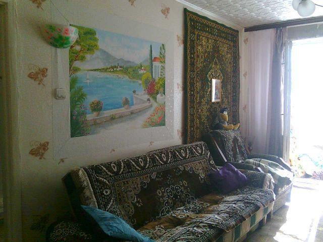 картинка на стене.