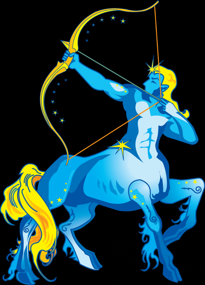 Изображения знаков зодиака картинки стрелец