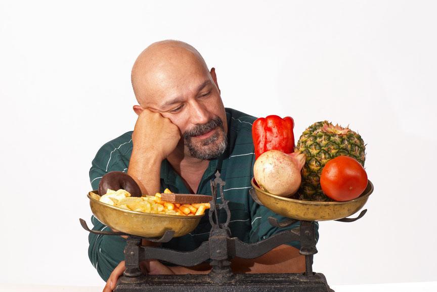 Какие продукты полезны для простаты и потенции, питания и витамины для предстательной железы