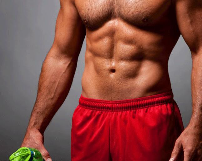 жир на животе у мужчины избавиться