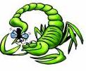 Анимации красивые, смешные картинки скорпион зодиака