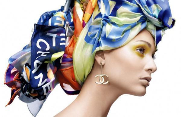 Как красиво завязать платок на голове - все стили.
