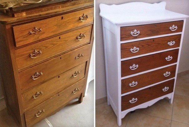 реставрация и полировка мебели своими руками женский мир