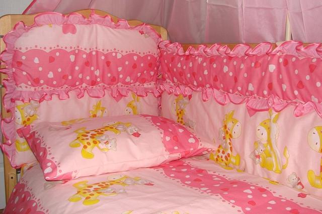 Как сшить бортики и балдахин в детскую кроватку