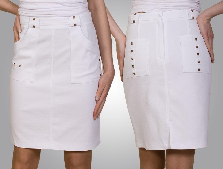 Как переделать юбку которая уже мала