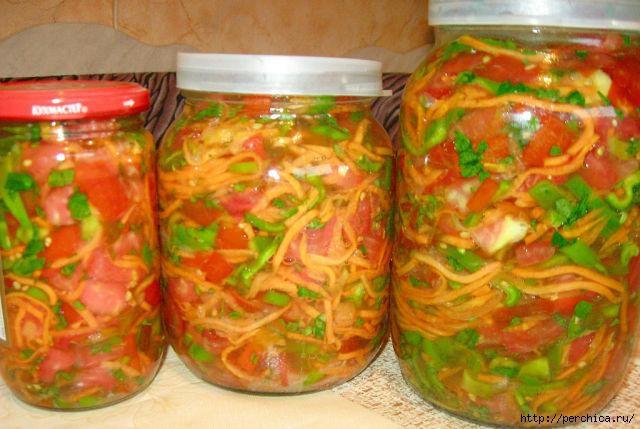 Заправки для борща и супа на зиму: лучшие рецепты