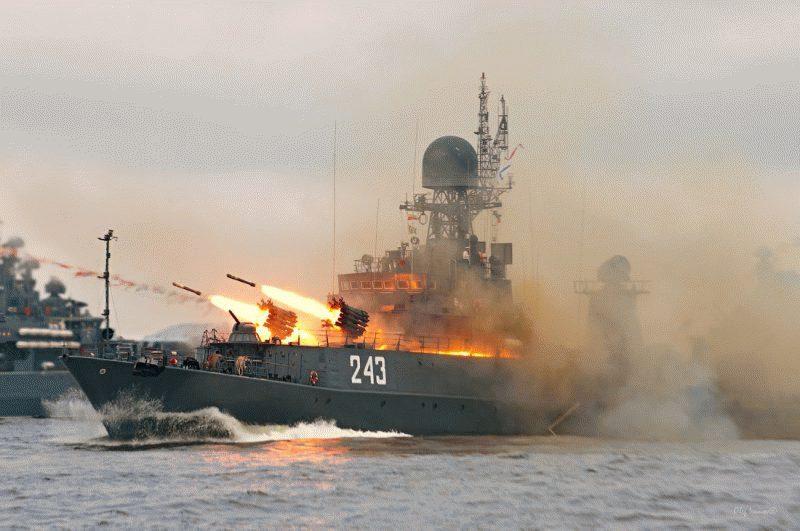 Краткая история праздника Дня ВМФ