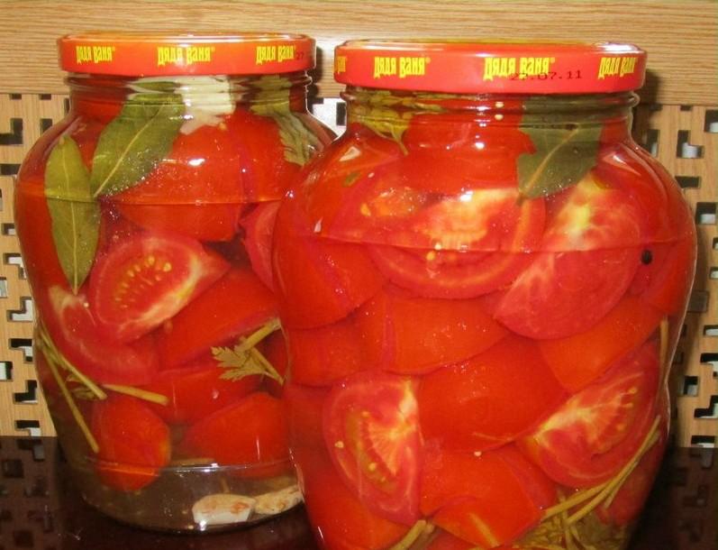 10 рецептов из помидоров на зиму