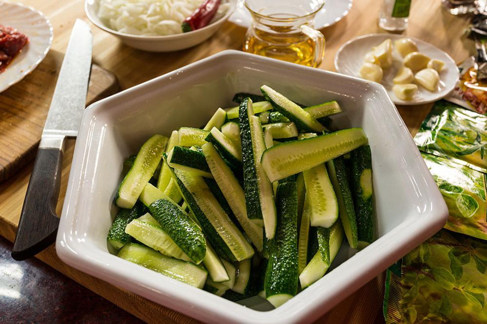 Диетические салаты рецепты для похудения с калорийностью