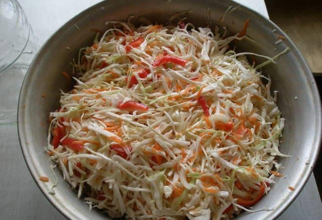 Засолка капусты на зиму рецепты очень вкусно