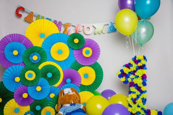 Как украсить дом на день рождения