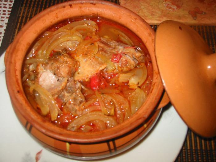 Блюда из говядины в горшочках в духовке рецепты с фото пошагово