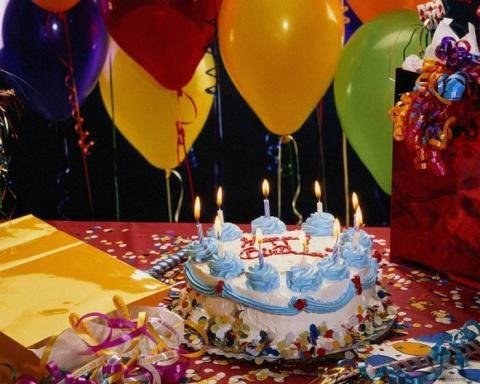 Как празднуют день рождения в разных странах!