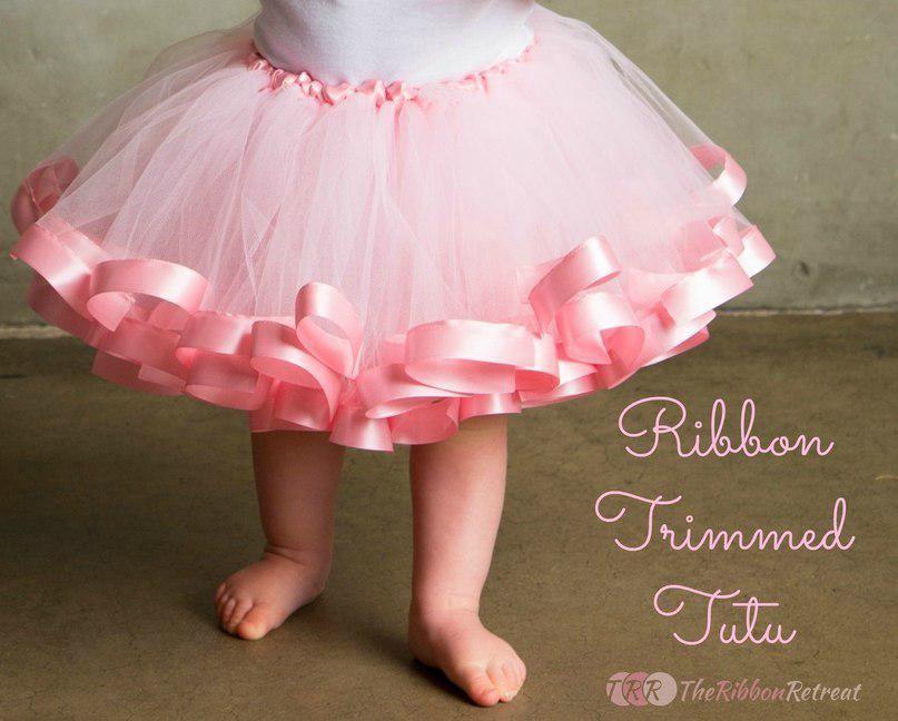 Юбочки для маленьких принцесс (три мастер-класса)
