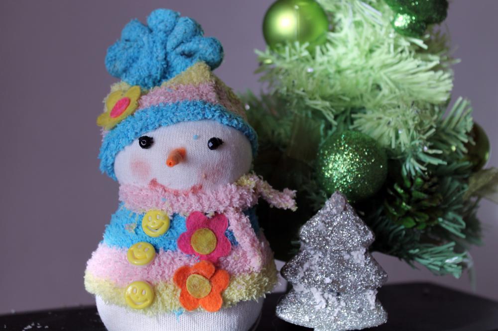 Как сделать костюм снеговика видео фото 162
