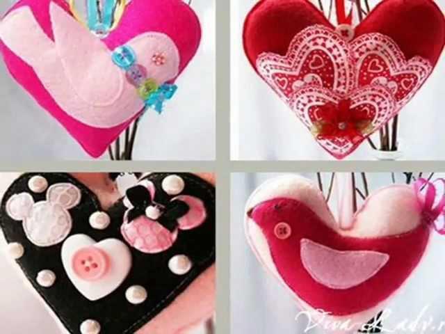 Валентинки своими руками до дня святого валентина