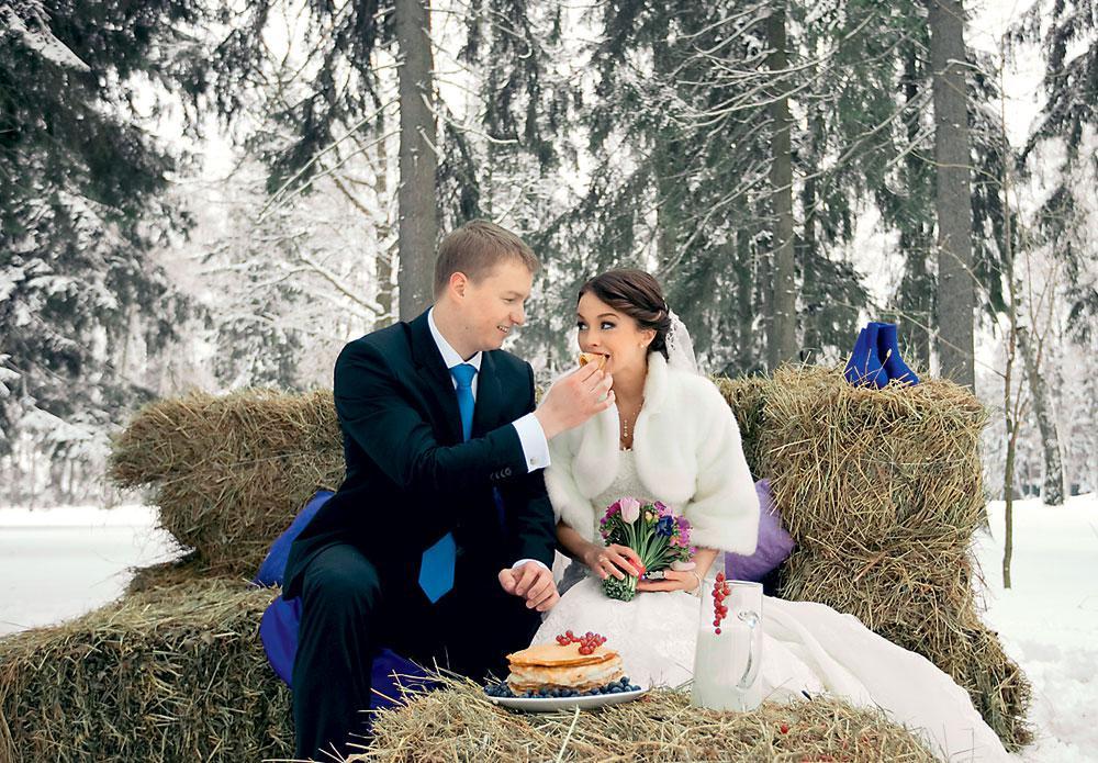 Свадьба на Масленицу - обычаи и приметы