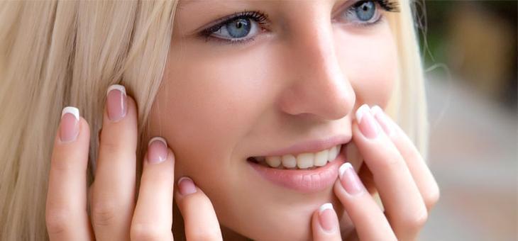 Увлажнение лица при помощи глицерина