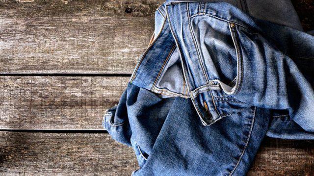 Как вывести жирное пятно с джинсов в домашних условиях в 2019 году