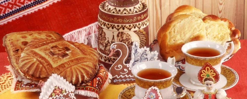 Старинные рецепты русской кухни