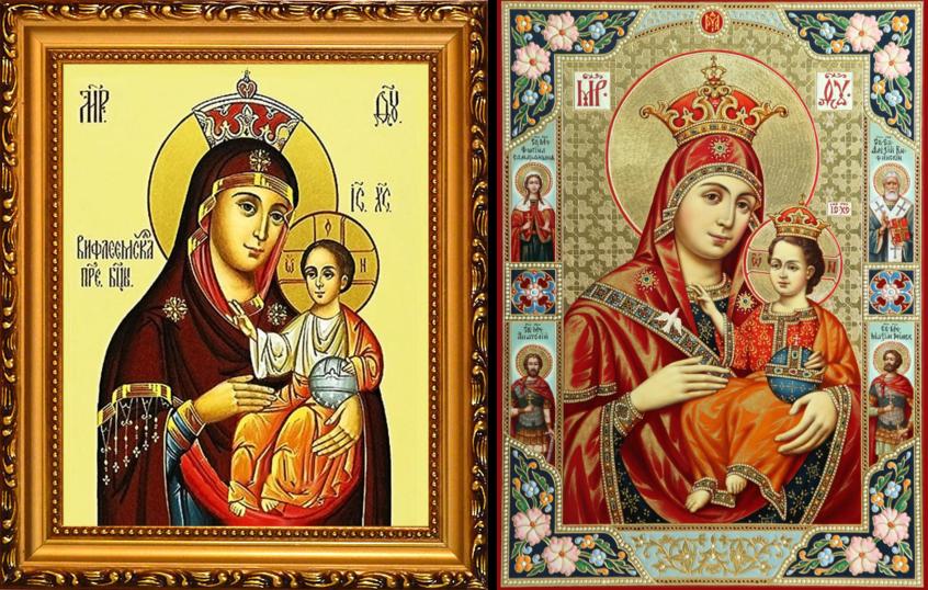 Вифлеемская икона божьей матери картинки