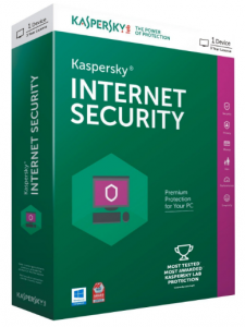 Kaspersky Internet Security.