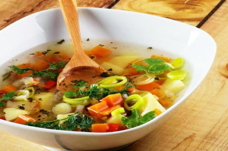 Какой Суп Можно Приготовить Когда На Диете.